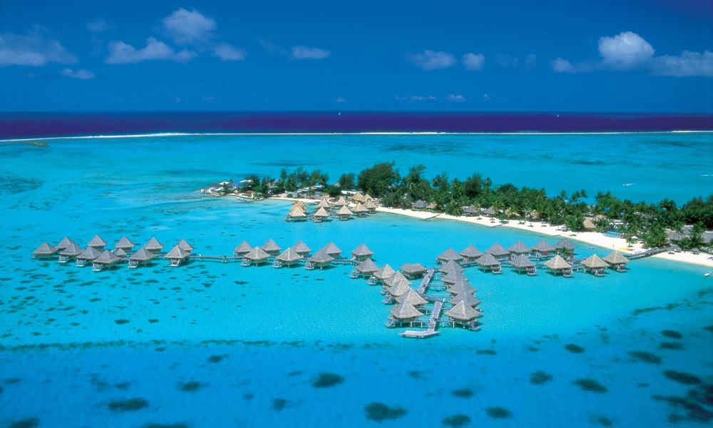 Intercontinental Bora Bora Le Moana Resort Tahiti Resorts