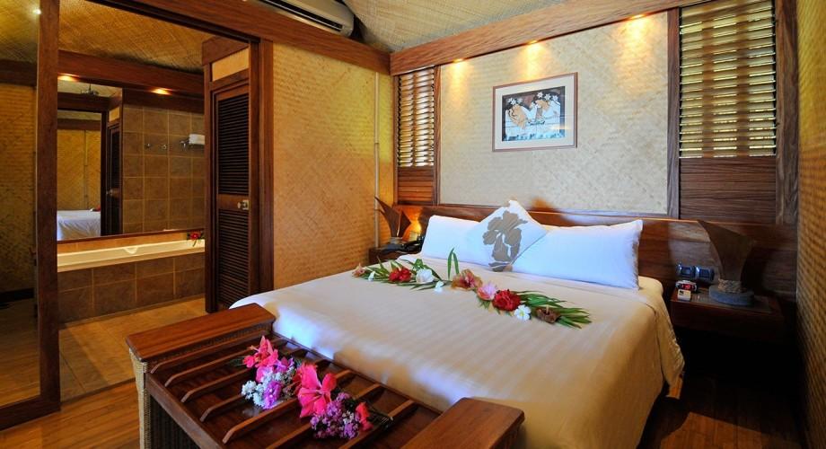 Intercontinental Moorea Resort Spa Tahiti Resorts